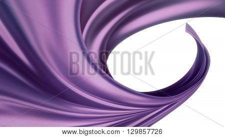 Soft Purple Silk