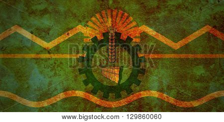 Chubut Flag