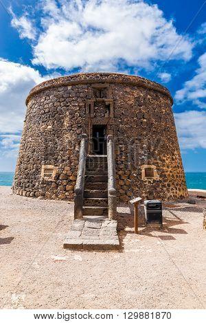 Castillo De El Cotillo - El Cotillo Fuerteventura Canary Islands Spain