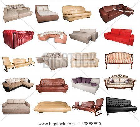 Comfortable Sofas.