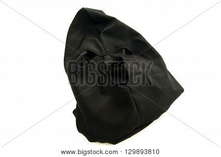 Black Mask Robber