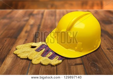 Hardhat Helmet.
