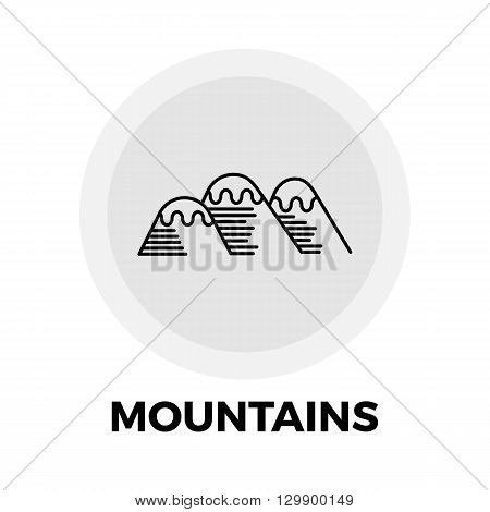 Mountains Icon Vector. Mountains Icon Flat. Mountains Icon Image. Mountains Icon Object. Mountains Line icon. Mountains Icon Graphic. Mountains Icon JPEG. Mountains Icon JPG. Mountains Icon EPS.