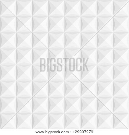 vector geometric seamless pattern of squares and triangles