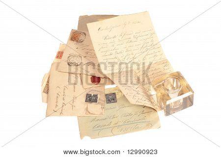 Personal Handwritten Letter