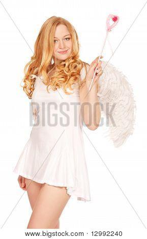 Angel With Magic Wand