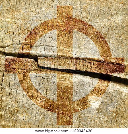 Celtic cross representation