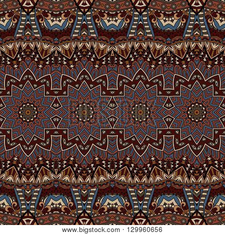 tribal ethnic bohemia fashion abstract indian pattern