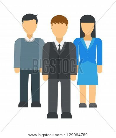 Silhouettes of business people working office. Business team silhouette vector and group business team silhouette. Business team silhouette teamwork businessman professional meeting person.