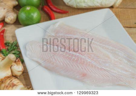 Prepare Dolly Fish
