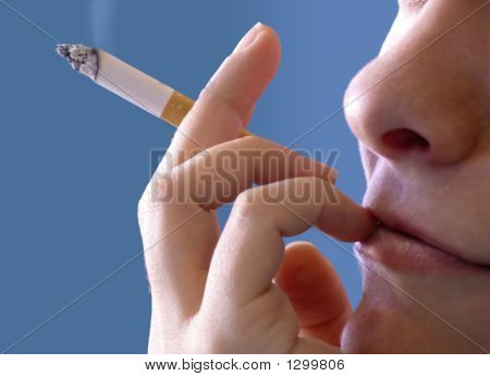 Casual Cigarette