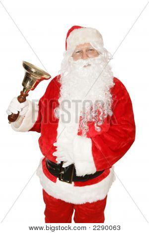 Santa Ringing Bell