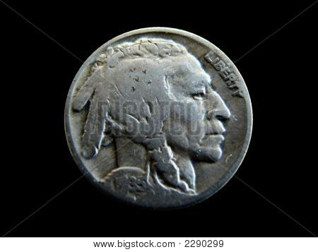 Old American Nickel