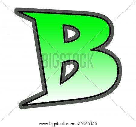 word B