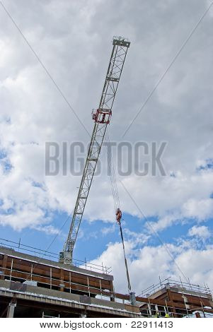 White Crane Jib