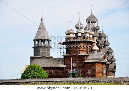 Church of the Transfiguration - Kizhi Island