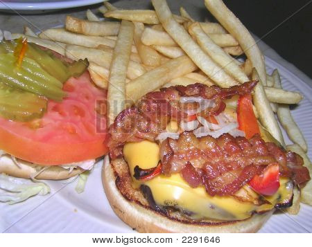 Western Bacon Cheese