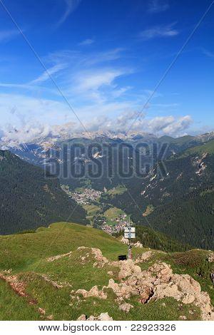 Fassa Valley, Italian Dolomites
