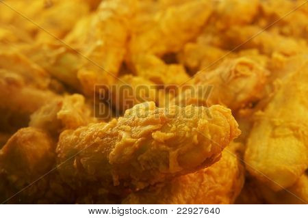 Deep Fried Fritters