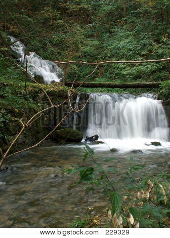 Milky Waterfall
