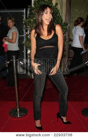 LOS ANGELES - SEP 24: Fernanda Romero at the Declare Yourself's
