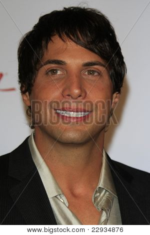 SANTA MONICA - OCT 4: Joe Francis at the 11th Annual Lili Claire Foundation Benefit at the Santa Monica Civic Auditorium in Santa Monica, California on October 4, 2008