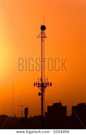 Telecommunications Antenna (Imgp0665)