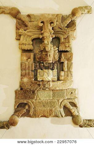 Museum In Copan In Honduras