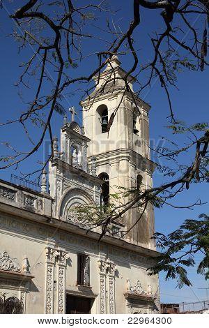 Church In Cuba