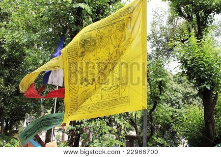 Spiritual Flag