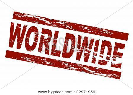 Stamp - worldwide