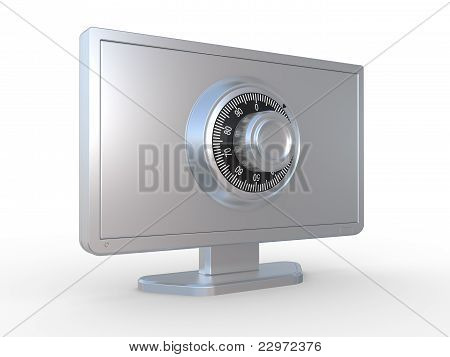 Monitor And Key