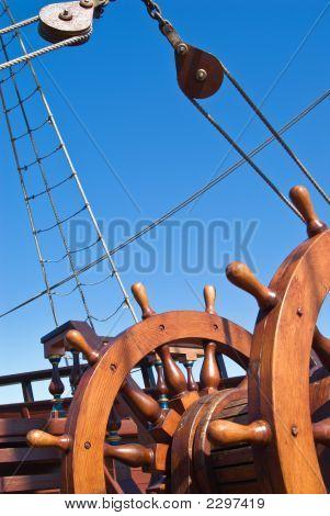 Double Steering Wheel