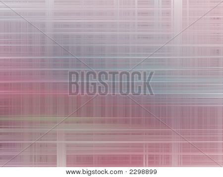 Digital Abstract Background - Pastel Weave
