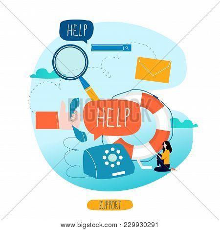 Customer Service Customer Assistance Call
