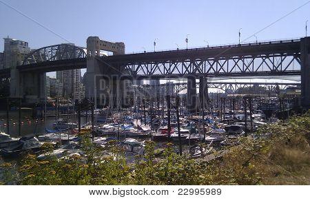 Burrard Bridge Vancouver