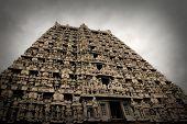 image of lingam  - Thiruvannamalai Gopuram front view located in the state of tamil nadu - JPG