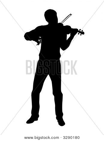 Play The Violin