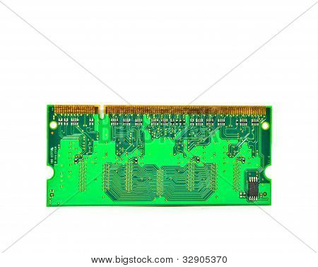 microscheme of ramm memory