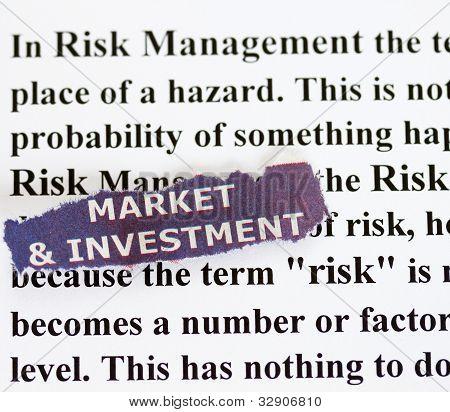 Gestão de risco