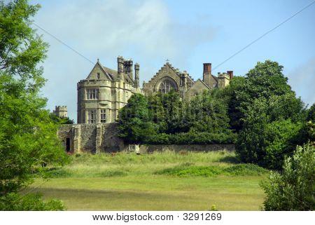 Rear Of Battle Abbey