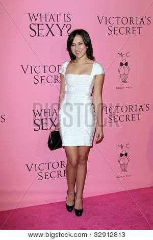 LOS ANGELES - MAY 10:  Zelda Williams arrives at the Victoria's Secret What Is Sexy? Party at Mr. C Beverly Hills  on May 10, 2012 in Beverly Hills, CA