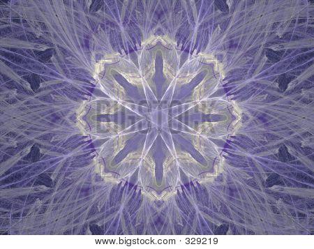 Lavender Mandala
