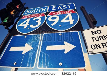 Interstate 90 And 94
