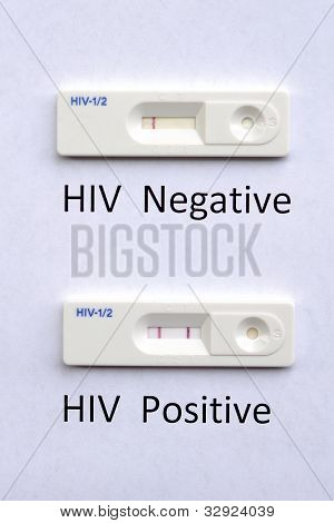 HIV results