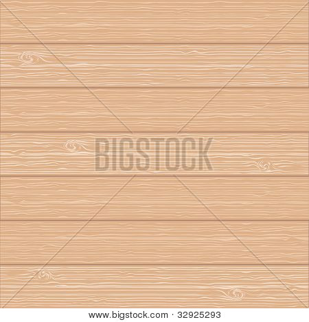 vector realistic wood texture background