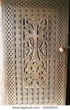 Khor Virap Monastery Door