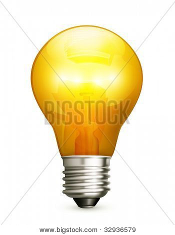 Lightbulb, bitmap copy