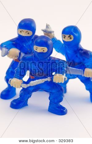 Blue Ninjas