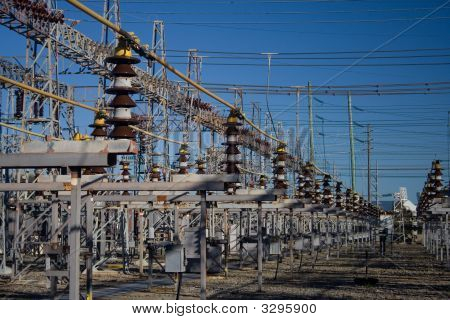 Electricity Power Sub-Station